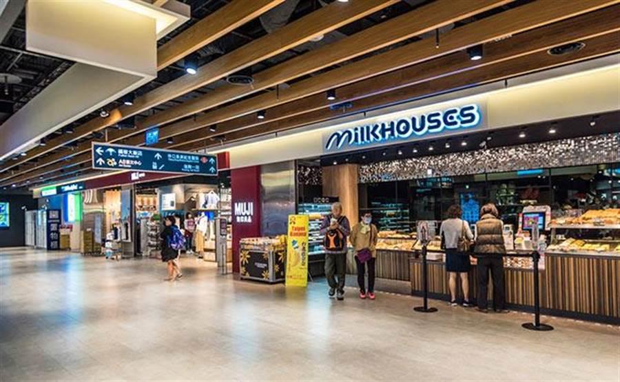 鄰近捷運A8站的環球購物中心/中時電子報