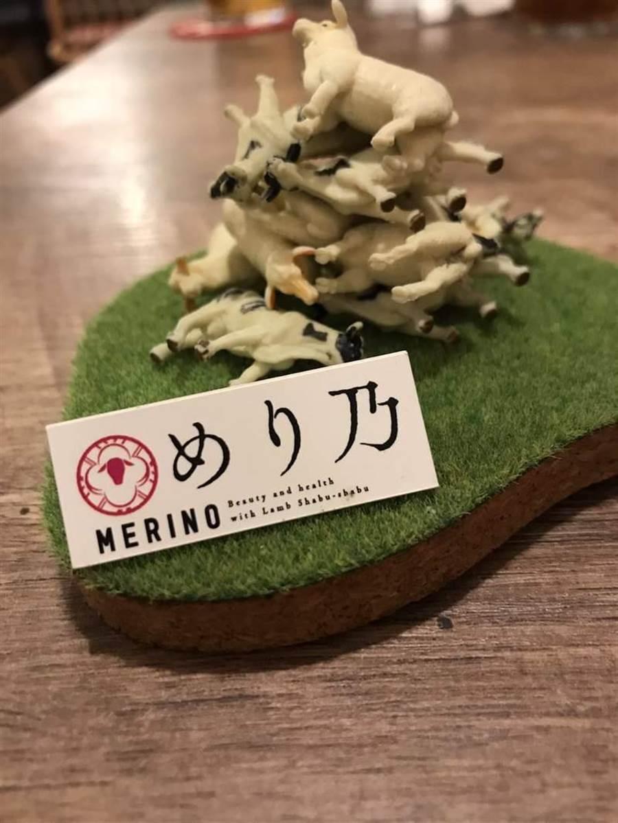 餐廳模仿迴轉壽司概念(圖片取自/shan_shizu twitter)