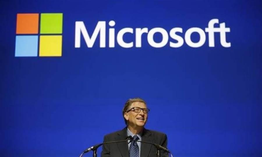 微軟共同創辦人比爾蓋茲。(美聯社資料照片)