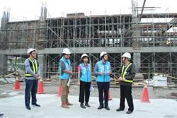 花蓮市南濱抽水站擴建進度超前15% 預計明年1月完工