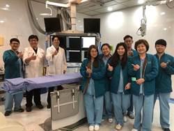 草屯佑民醫院啟用重度級心導管中心