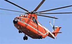 大陸俄羅斯合作開發重型直升機