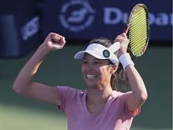影》快投票! 謝淑薇入圍WTA官網單月最佳突破