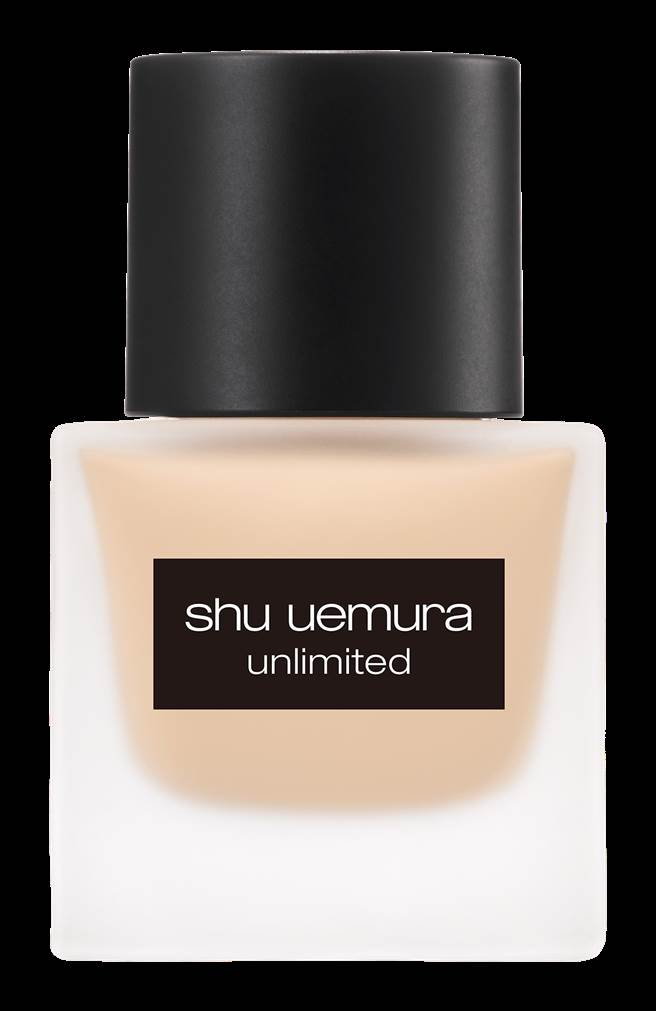 shuuemura植村秀無極限超時輕粉底674,1700元。(SUQQU提供)