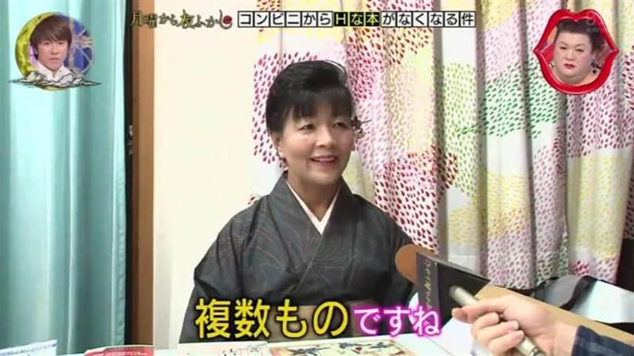 專家解析當時的社會風氣,讓不少日本腐女都相當興奮留言。(圖/翻攝自日網)
