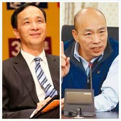 2020選總統 韓流最強、吳敦義支持度僅1.4%