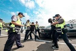 警察維護治安滿意度創新高 各類刑事案件皆降低