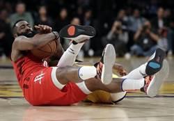 NBA》哈登:福斯特不該允許再吹火箭比賽