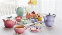 餐具對了可愛度就先贏一半!超Q的下午茶必備茶具讓少女心大噴發!