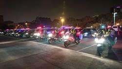 3天取締73件酒駕 南市警展現酒駕零容忍決心