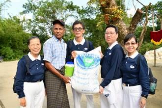 慈濟在緬甸發放4294噸稻種 助5萬農民復耕