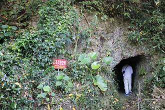 赤牛嶺二戰防空洞有意思 鎮南宮與文史工作者盼能發展軍事旅遊