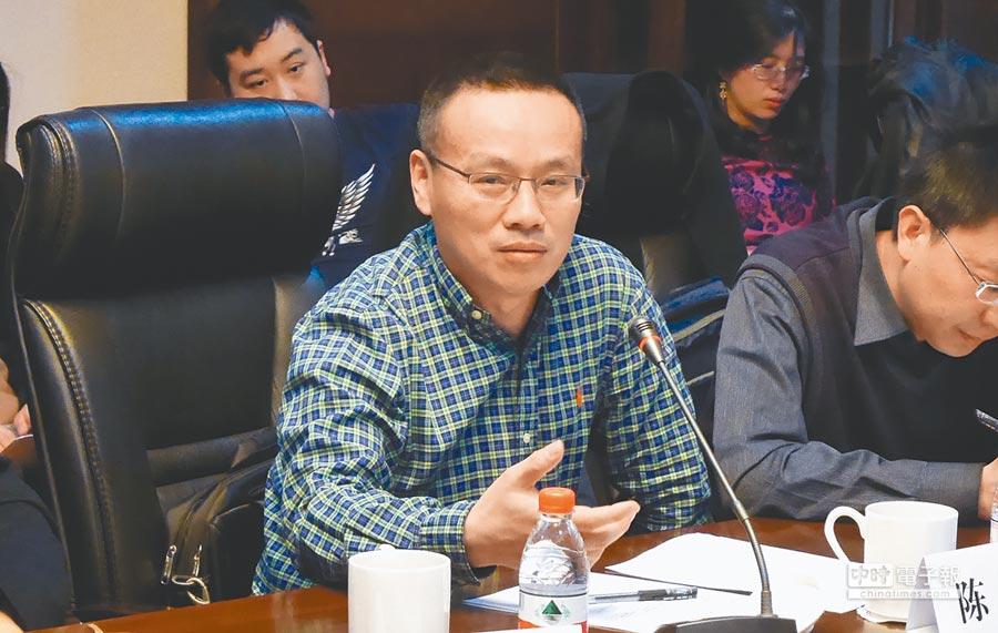 北京清華大學中美關係研究中心主任陳琪。(本報系資料照片)
