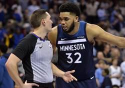 NBA》唐斯出車禍 連續出賽鐵人紀錄喊卡
