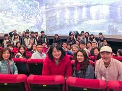 在戲院上美術課 高中老師張澤平用電影談梵谷