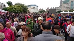 影》韓流到哪人潮就到哪!三重市前街已現3千人潮