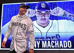 MLB》馬恰多正式加盟教士 為「他」願意回防三壘