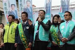民進黨主席卓榮泰為魏明谷叫屈 王惠美:沒有不支持綠能
