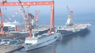 大連船廠傳開工信號 004航母核動力可能小