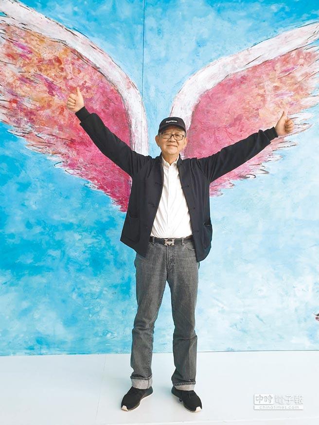 位於花蓮吉安鄉的台開新天堂樂園,在今年農曆春節磁吸近50萬人次,讓吉安鄉長游淑貞昨直稱台開董事長邱復生(見圖)是吉安鄉的天使。(王莫昀攝)