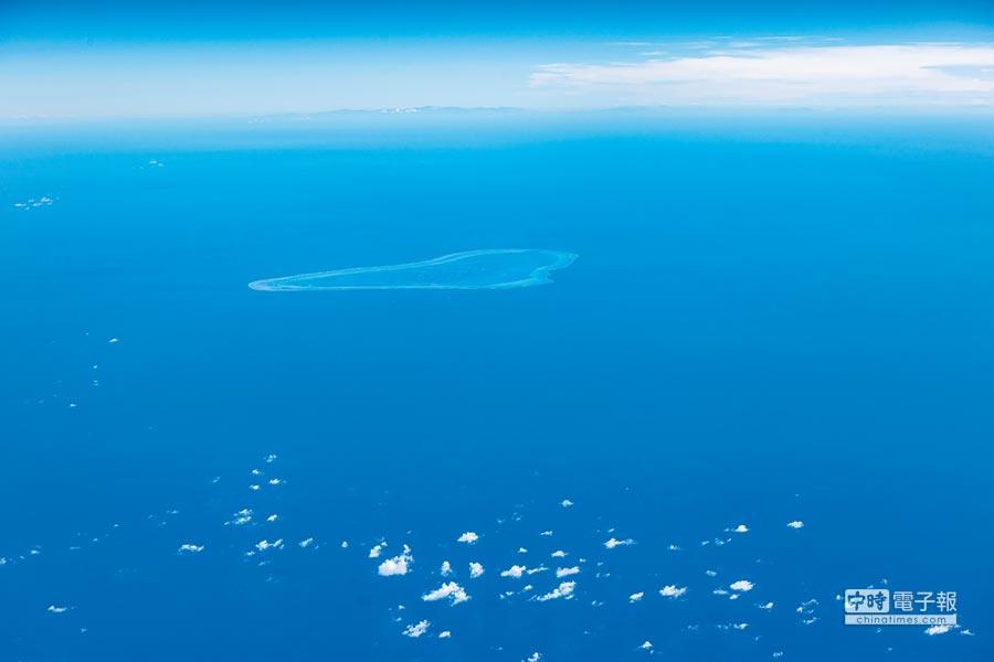 黃岩島。(CFP)