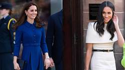 時裝秀上皇室怎麼穿?凱特、梅根風格大不同