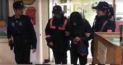 警察在還敢偷?女賊市場行竊遭逮