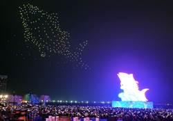台灣燈會暗藏「狙擊手」 緊盯空中不速之客