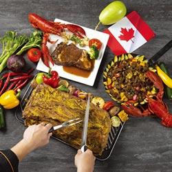 遠東Cafe強打加拿大食尚月