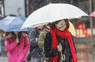 北台灣哪天才雨停?氣象局一張圖曝光228連假天氣