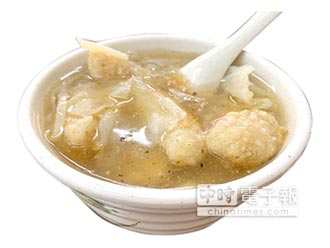 新北市板橋區-土魠魚羹鮮嫩酥脆