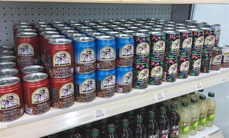 沒想到!台灣這款飲料從檳榔攤賣到中東第一(圖/翻攝自PTT)
