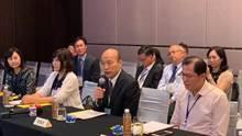 出訪生波 韓國瑜全力拚經濟