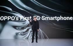 OPPO創新大會秀出5G手機與手機10倍變焦技術