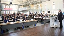 中市高中職校長會議   副市長令狐榮達勉落實教育國際化