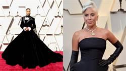 奧斯卡紅毯最美是「他」?女神卡卡致敬奧黛麗赫本經典造型