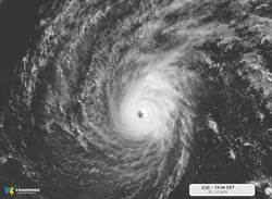 2月颱「蝴蝶」又變強颱 會影響228連假?氣象局這樣說