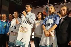 立委补选 沈富雄:民进党在两地区输的可能性太大了