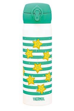 環保水瓶在手 簡約不失時尚