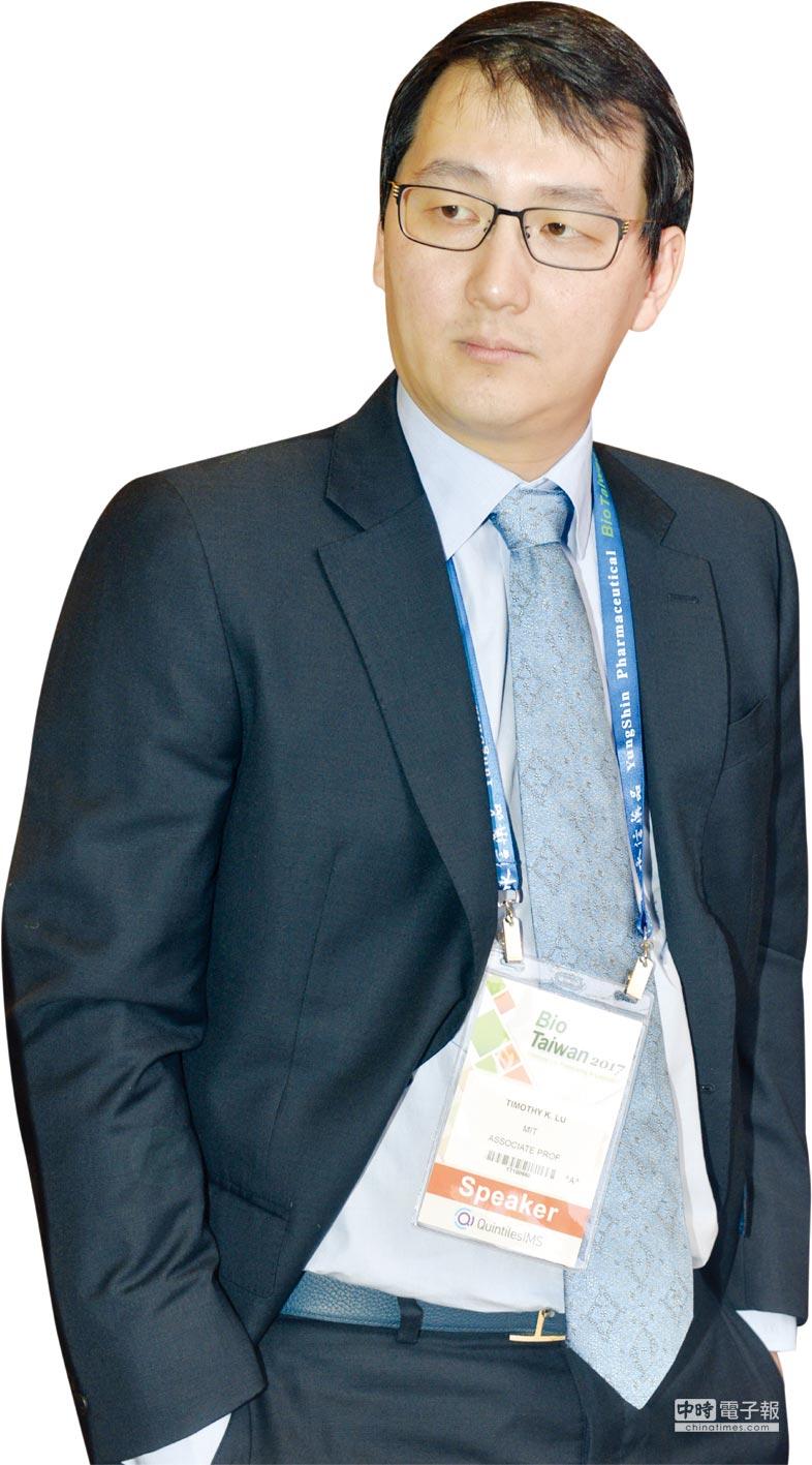 麻省理工學院副教授盧冠達曾創辦過七家生技公司。圖/本報資料照片