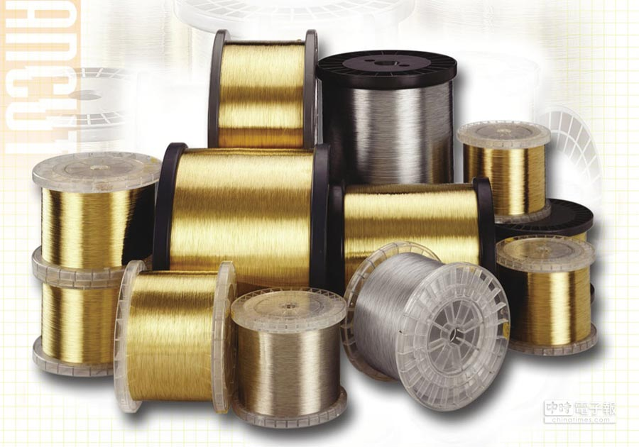 元祥金屬堅持產製高品質的銅合金線、棒材等產品,且品項齊全,能滿足業者需求。圖/元祥提供