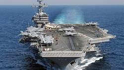 美國布希號航艦入塢改造 28個月脫離現役