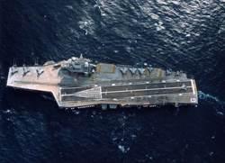 462億脫胎換骨 法唯一航母航向亞洲秀存在