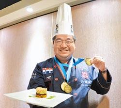 東港廚師吳維斌 國際賽常勝軍