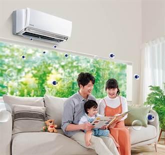 Panasonic全新空調 健康、舒適、節能全面升級