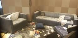 影》汽車旅館混戰爆槍擊案 1人中槍2人送醫