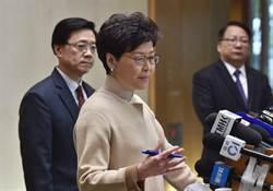 林鄭月娥談港人抗爭:重申不撤修例 不應滿足任性要求