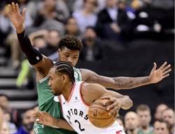NBA》暴龍擊潰塞爾提克 林書豪8分6籃板