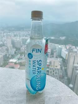 喝水補充纖維!台灣第一瓶「膳食纖維」氣泡水問世