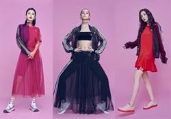 潮妹最愛品牌出新招!全新Sleek鞋款、撞色拼接上衣、大膽薄紗外套…要妳比別人美得更有態度!